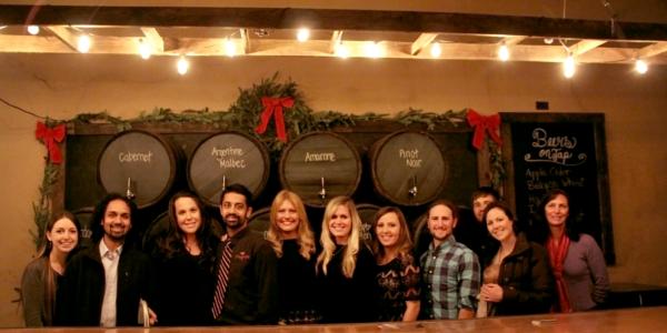 winery staff