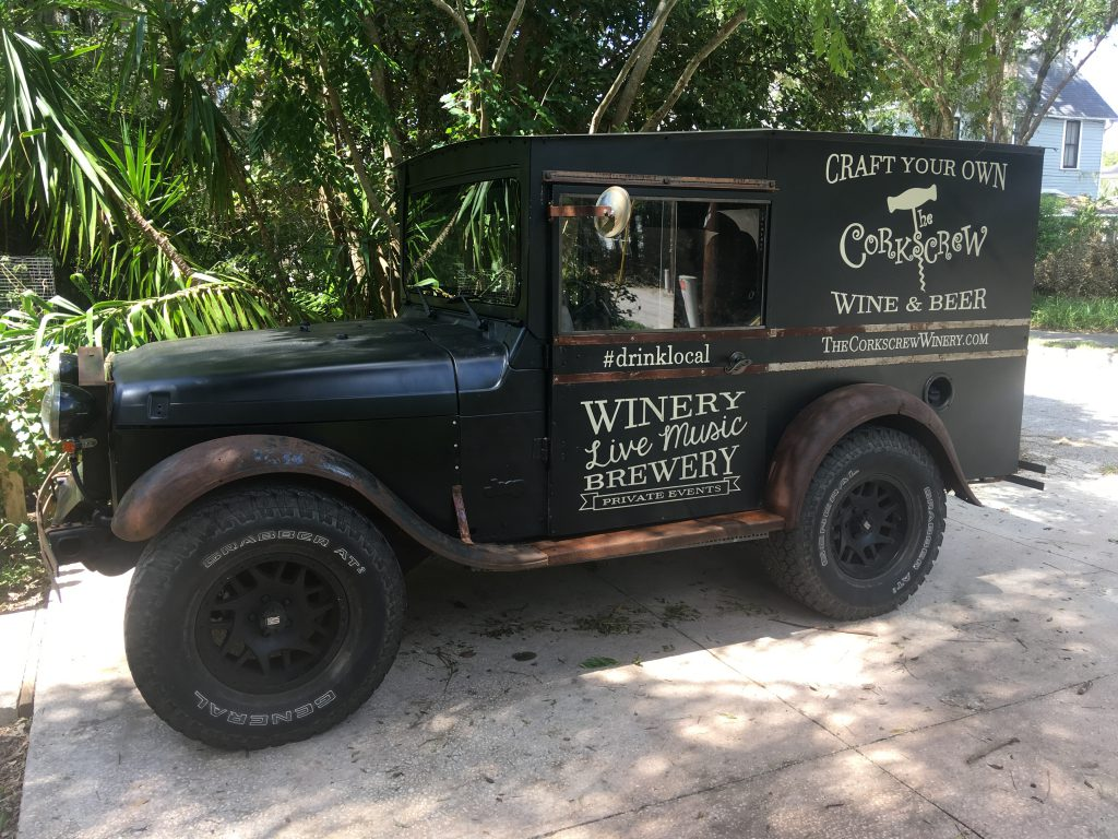 Cork Screw Winery